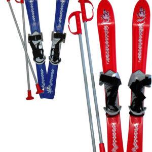 ACRA Lyže dětské sjezdové baby ski 70cm 4 barvy