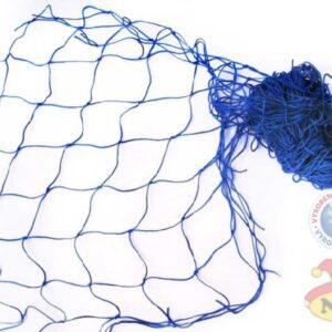 NOE Siť dekorační Modrá na aranžování 5x1m na zavěšování hraček