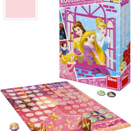 DINO Hra Kouzelné okno Disney Princess (Princezny) *SPOLEČENSKÉ HRY*