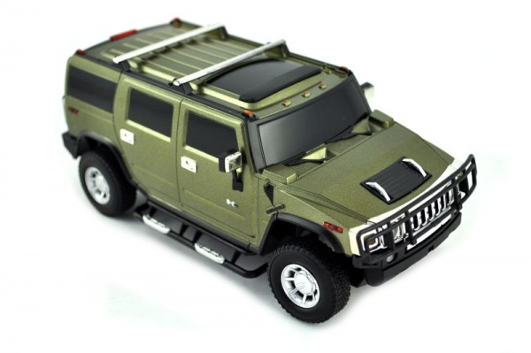 RC Hummer H2 1:24 - rc auto na vysílačku