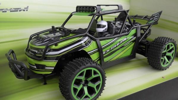 4WD - Zelená