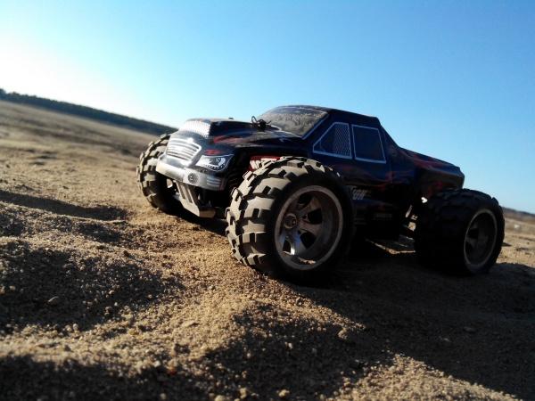 Vortex A979 - monster 4x4 - 1/18