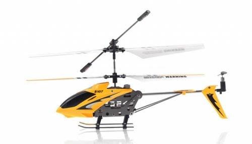 SYMA S107 s gyroskopem - nejodolnější mini vrtulník na trhu