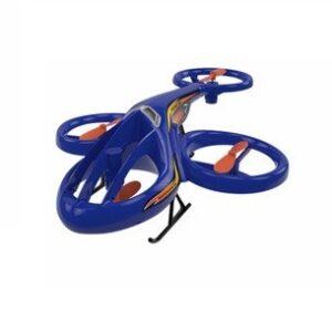 Akrobatický HELIFURY 360 - odolný drono-vrtulník