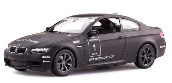 BMW M3 1:14 RTR - černé