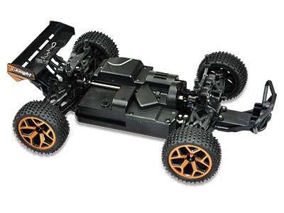 4WD - Oranžová