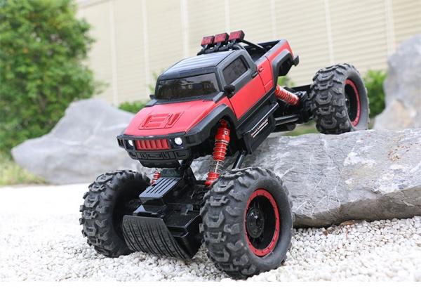 Crawler King Hummer 2