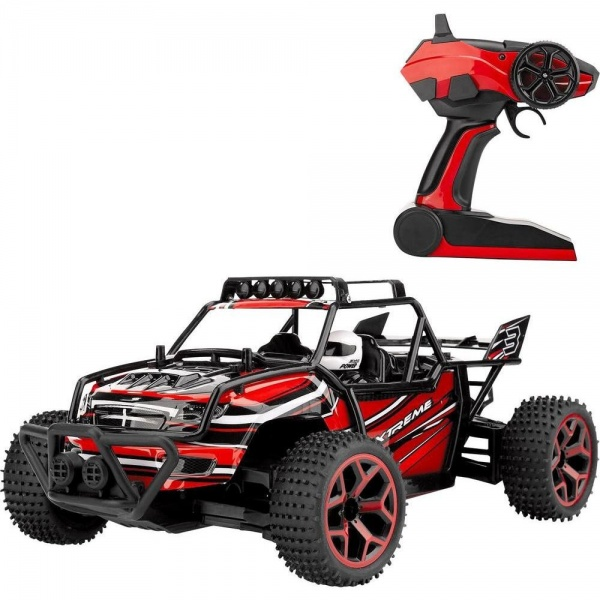 4WD - Červená