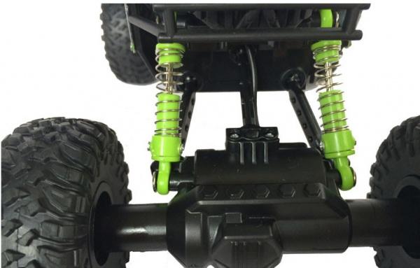 4Ghz - 1/18 - malý crawler - zelený