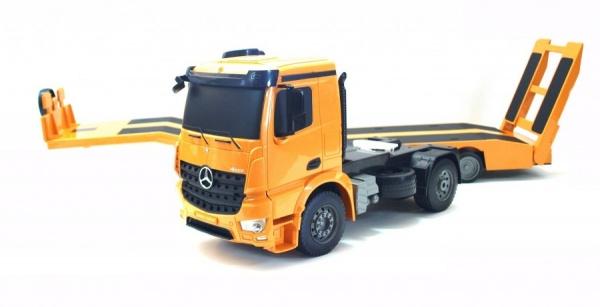 Tahač Mercedes Benz Arocs - 85cm na dálkové ovládání