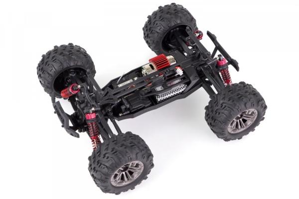 Spirit 4WD 1:16 2.4GHz RTR - červený