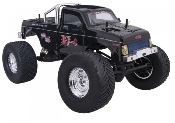 Pomalý Crawler VRX Truck BF-4 - 60minut jízdy