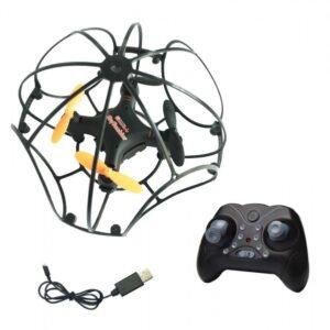 SKY TUMBLER - dron v kleci