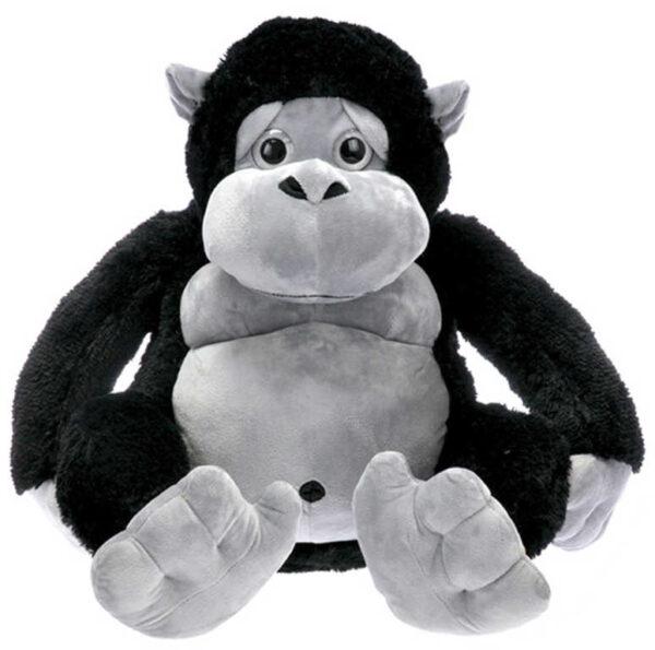 PLYŠ Opice 50cm černá sedící *PLYŠOVÉ HRAČKY*