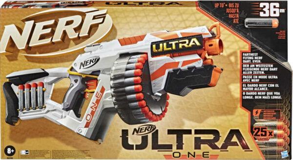 HASBRO NERF Ultra One set blaster + 25 šipek plast