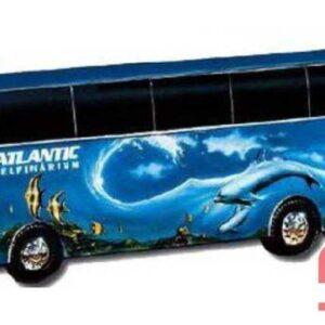 SEVA Monti System 50 Bus Setra ATLANTIC DOLPHI MS50 0118-50