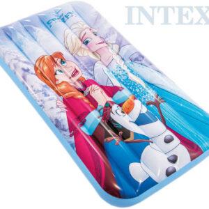 INTEX Lehátko nafukovací dětské na vodu 157cm Frozen (Ledové Království)