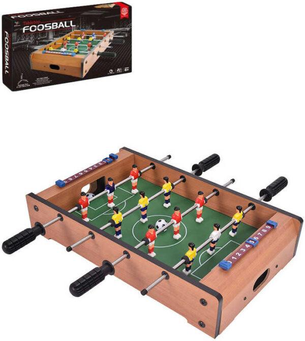 HRA Fotbal stolní fotbálek pro 2 hráče 50x32x10cm *SPOLEČENSKÉ HRY*