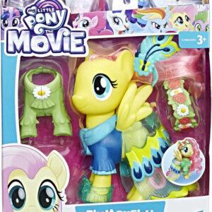 HASBRO MLP My Little Pony 15cm set poník s filmovými převleky a doplňky 3 druhy