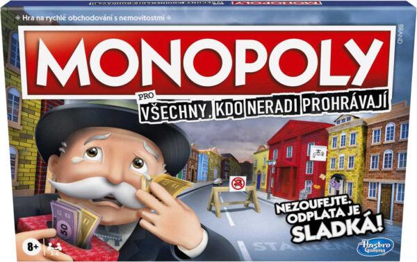 HASBRO Hra MONOPOLY Pro všechny