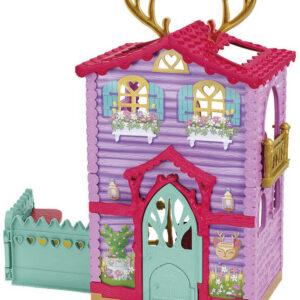 MATTEL Enchantimals jelení domeček herní set panenka Danessa s doplňky