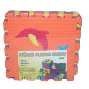 Měkké bloky /puzzle na zem 30 x 30 zvířata