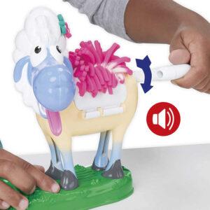 HASBRO PLAY-DOH Ovečka herní set s modelínou na baterie Zvuk