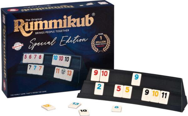 PIATNIK Hra Rummikub specialní limitovaná edice *SPOLEČENSKÉ HRY*