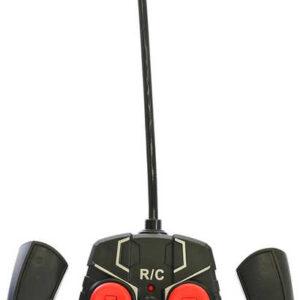 RC Auto terénní 27cm na vysílačku 49MHz na baterie plná funkce velká kola