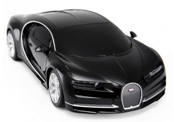 Bugatti Chiron 1:24 RTR – černý