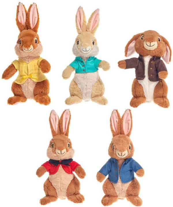 PLYŠ Králíček Petr (Peter Rabbit) 35cm 5 druhů *PLYŠOVÉ HRAČKY*