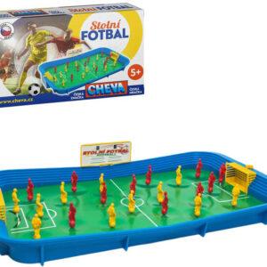 CHEMOPLAST Hra stolní kopaná fotbal plast *SPOLEČENSKÉ HRY*