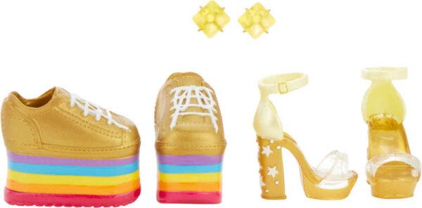 RAINBOW HIGH Fashion panenka Sunny Madison set s outfitem a doplňky