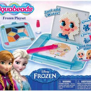 AQUABEADS Korálky Ledové Království (Frozen) základní sada spojování vodou