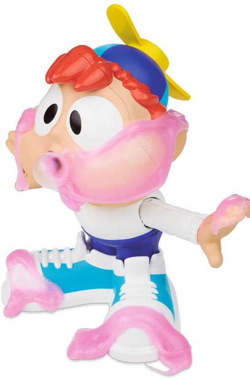 HASBRO PLAY-DOH Žvýkací Charlie tvorba bublin herní set se slizem