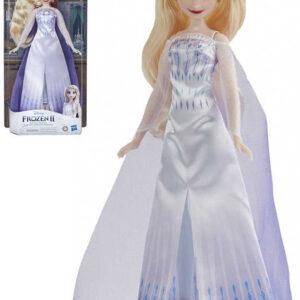 HASBRO Panenka královna Elsa 28cm Frozen 2 (Ledové Království)